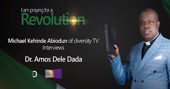 Interview with Dr. Amos Dele Dada